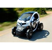 Renault Twizy Electric Car Review  Evo