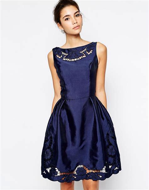 D3908 Mini Dress C O L Z A Size M Original Branded Import Murah chi chi vestido de graduaci 243 n skater de corte