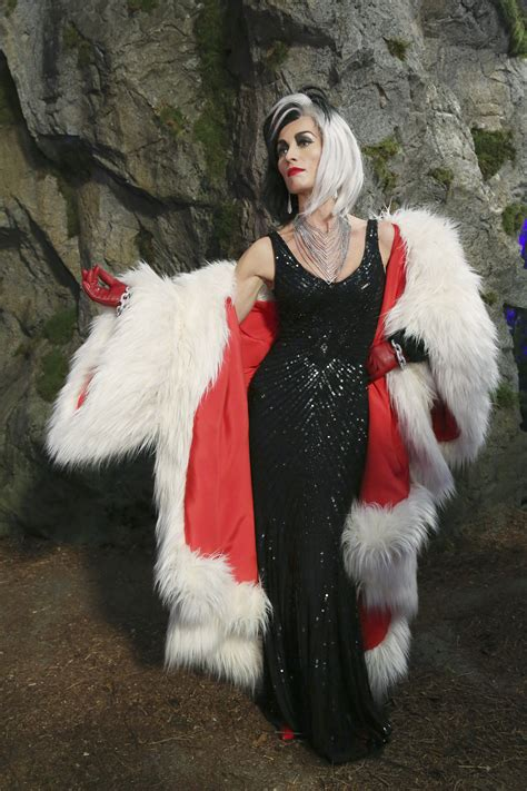 best 25 cruella ideas on once upon a time season 4 photos costumes ouat and