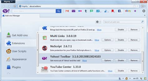 yahoo toolbar yahoo launches toolbar update in the united states