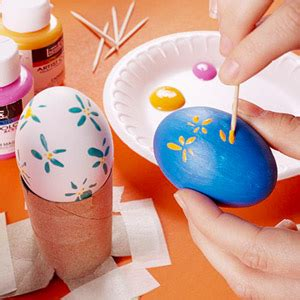 como decorar huevos de pascuas caseros ideas para decorar un huevo de pascua cocinachic