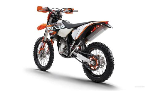 Ktm 250 Exc Review 2012 Ktm 250 Exc Six Days Picture 435544 Motorcycle