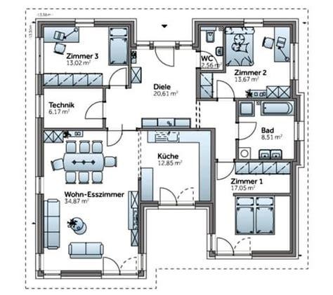 2 schlafzimmer haus pläne mit angeschlossener garage die 25 besten winkelbungalow grundriss ideen auf