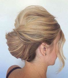 textured french twist updo with side swept bangs african american french twist updo with side swept bangs