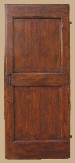 Porte Passato by Riproduzione Porta Rustica Antica 700 Porte Passato