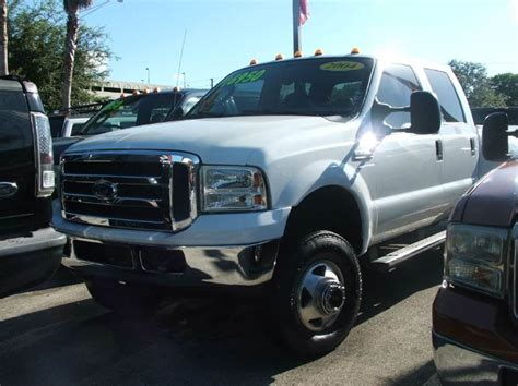 security system 1996 ford f350 interior lighting 2004 ford f 350 super duty 4dr crew cab lariat 4wd lb drw in hollywood fl dan s deals on wheels