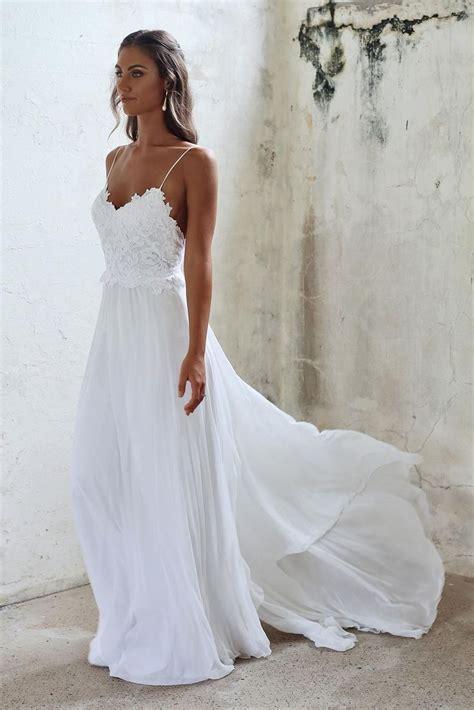 25  best ideas about Beach Wedding Dresses on Pinterest   Dresses for beach wedding, Light