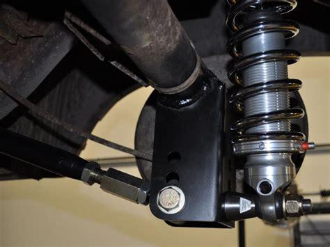 Shock Breaker Standard Or Custom Sistem Dual Per Toyota Soluna ambo ifs 4 link the amc forum page 1