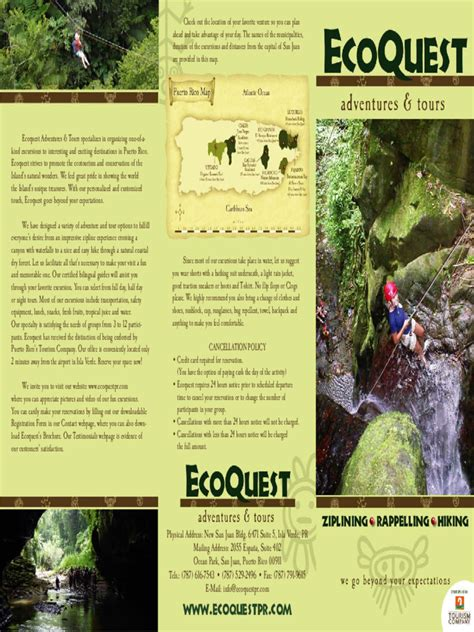 template for travel brochure travel brochure template 5 free templates in pdf word