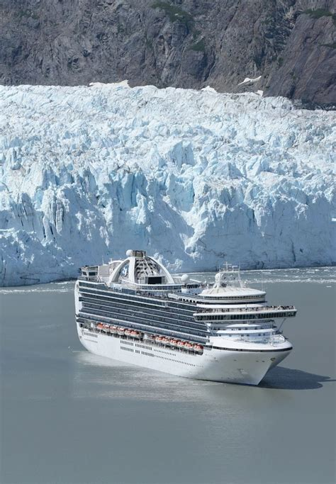 boat cruise alaska princess cruises to alaska from seattle the crown