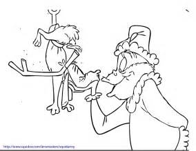 the grinch coloring page az coloring pages