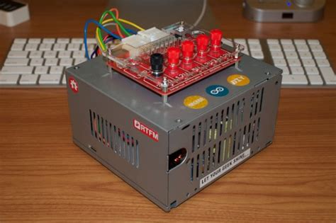 build a bench power supply atx breakout board bench top power supply build