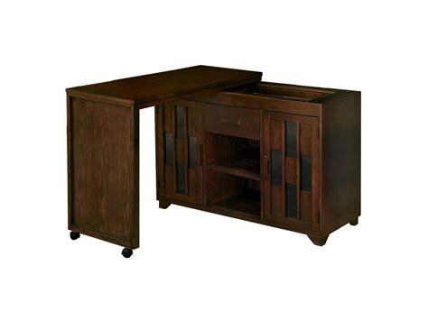 swing out computer desk horton s furniture wichita ks