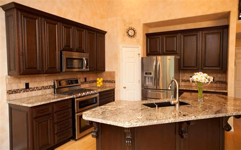 Refinishing Kitchen Cabinet An Easy Makeover With Kitchen Cabinet Refacing Furniture