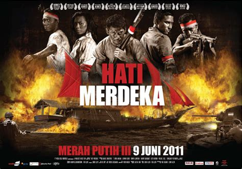 download film merah putih trilogi merdeka merah putih iii hati merdeka a failed finale dan at