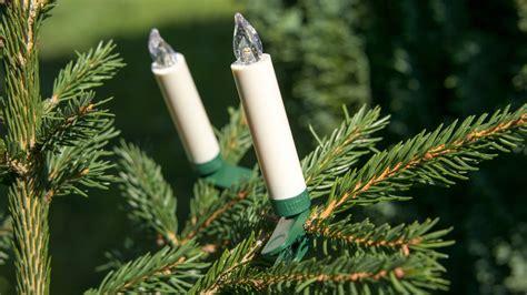 weihnachtsbaum lichterkette kabellos kabellose led lichterkette f 252 r den weihnachtsbaum