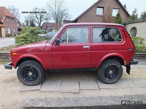 Lada Niva Car 1997 Lada Niva I Car Photo And Specs