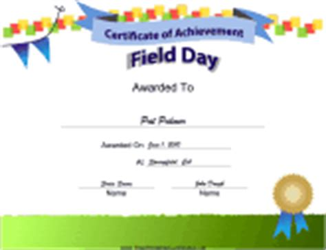 sports day certificate templates free sports certificates free printable certificates