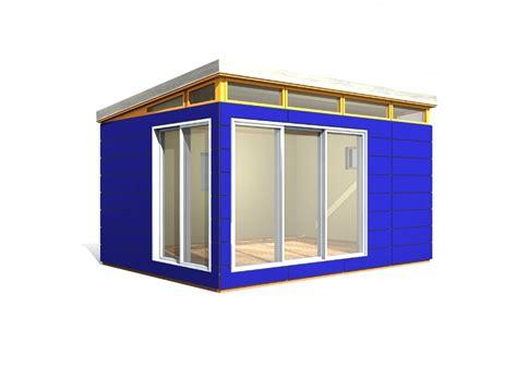 prefabricated shed kit modern shed kit