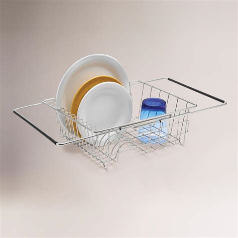 In Sink Dish Rack by Expandable In Sink Dish Rack World Market