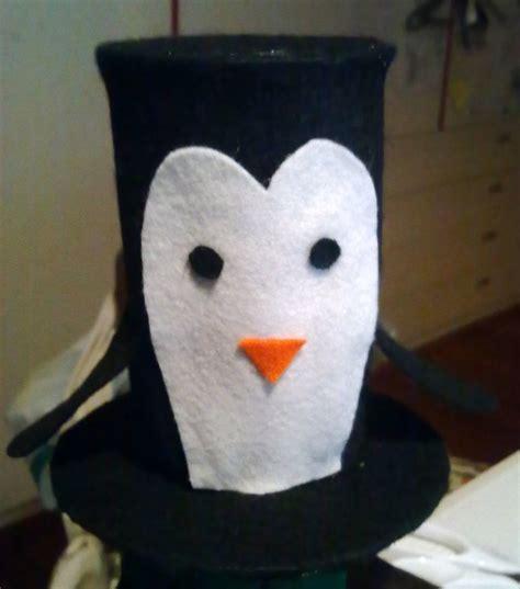 Top Pingun penguin top hat by missmiserypsycho on deviantart