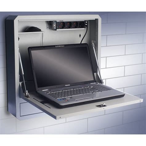 laptop wandschrank box di sicurezza notebook e accessori per lim serratura