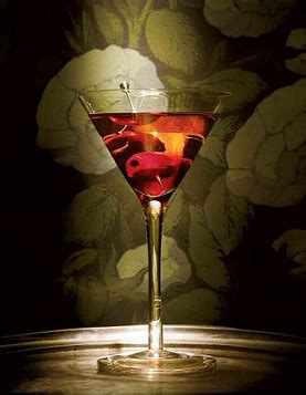The Martini Club Mystery manhattan recipe is a favorite real restaurant cocktail recipe