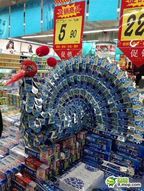 best china store 16 best images about supermarket displays on