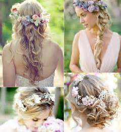2014 boho wedding hair styles ideas vpfashion