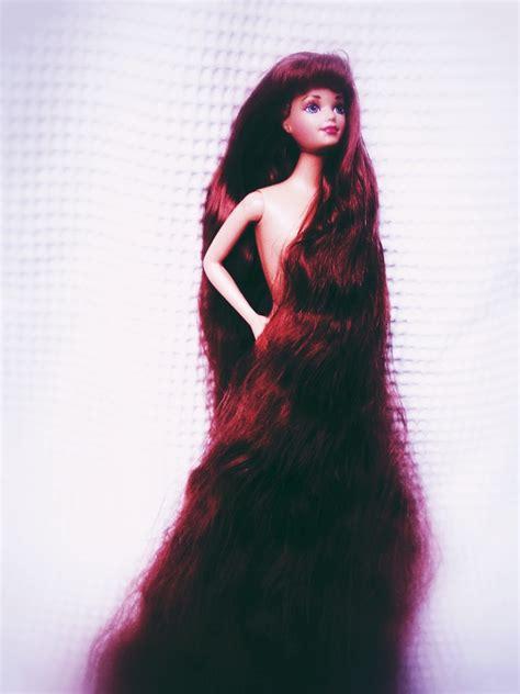 doll hair hair dolls barbiebeauties