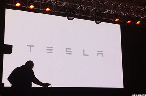 Tesla Tsla Why Tesla Tsla Stock Is Slumping Today Thestreet
