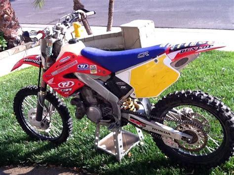 service honda cr500 for sale service honda cr500af for sale on 2040 motos