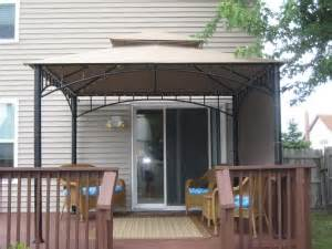 Deck Awning Ideas by Awesome Idea For A Temporary Awning The Deck Outdoor Decking