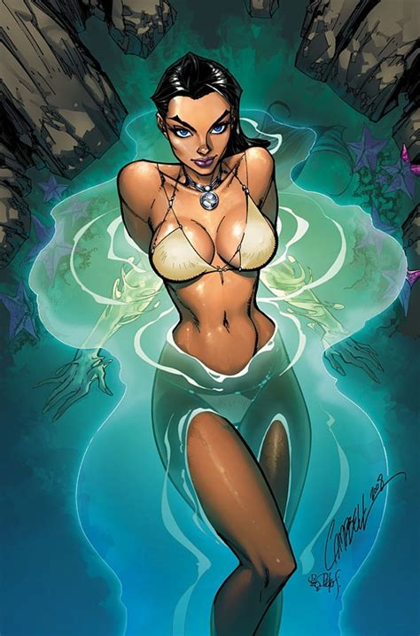J Scott Campbell Fan Page J Scott Campbell Gallery Fathom