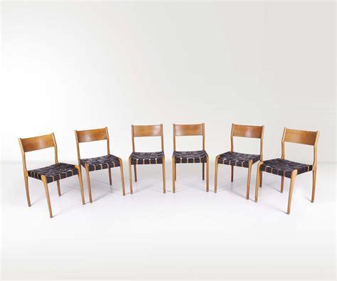 tipi di sedie studio tipi sei sedie 993 in legno e skai prod montina