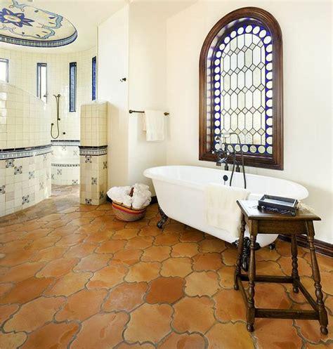 badezimmer deko mediterran 30 fliesen badezimmer ideen im mediterranen stil