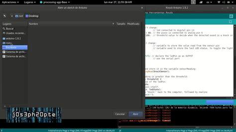 tutorial arduino linux tutorial arduino instalaci 243 n y soluci 243 n de errores