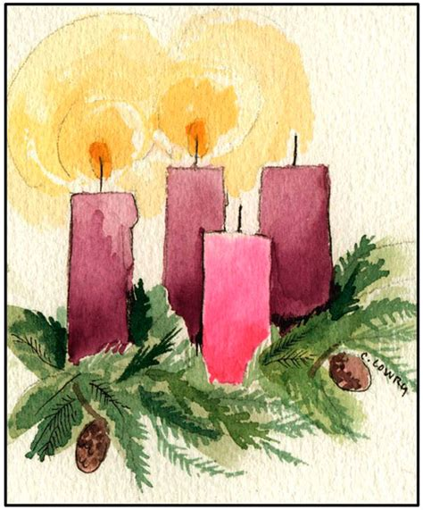 advent colors the of advent the tablet
