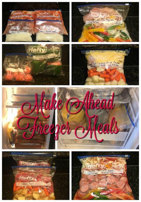 make ahead freezer meals free tastes good