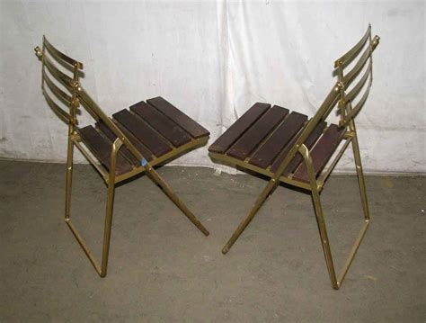 modern folding chairs mid century modern folding chairs olde good things