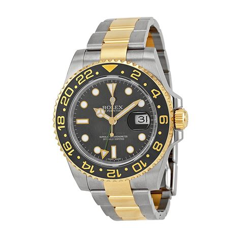 Rolex Gmt Automatic By Willy Shop rolex gmt master ii black automatic stainless steel and