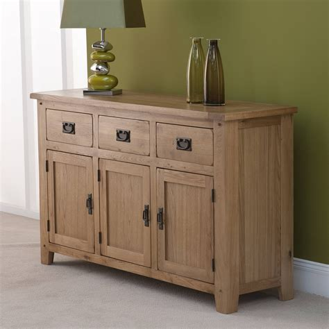Glass sideboards for
