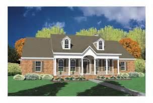 one story brick house plans brick one story house plans one story brick home plans
