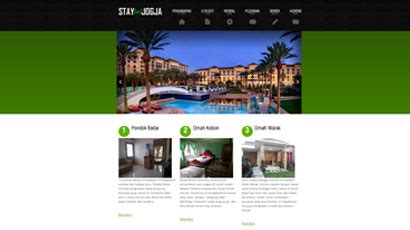 membuat website bilingual website company profil jogdas sofware and hardware solution