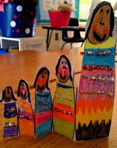 russian craft projects matryoshka coloring page winter olympics crafts for