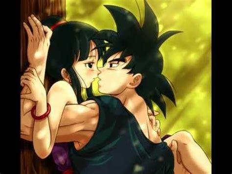imagenes hot romanticas imagenes de dragon ball de amor goku y milk buscar con