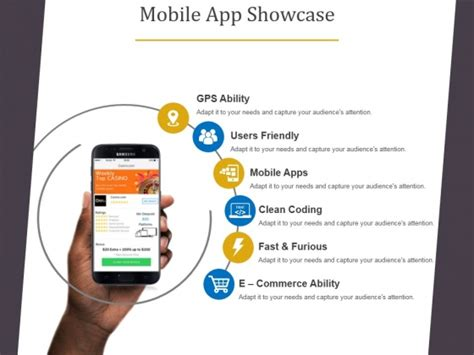 Powerpoint Template App Images Powerpoint Template And Mobile App Ppt Templates Free
