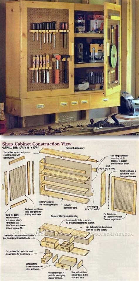 workshop cabinet plans free 1000 ideas about woodworking plans on