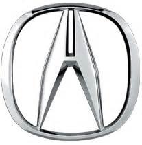 Acura Symbols My Acura