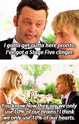 Wedding Crashers Two by Two Great Quotes From Weddingcrashers Quot I Gotta Get Outta